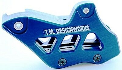 T.M. Designworks - RCG-KT3-BL2 - Factory Edition 2 Rear Chain Guide, Husky Blue