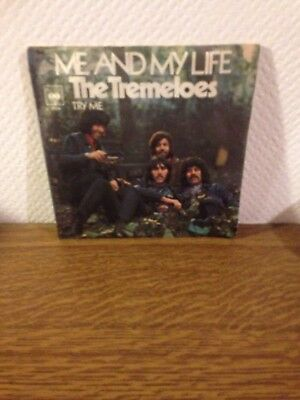Vinyl Single The Tremeloes, Me and my life