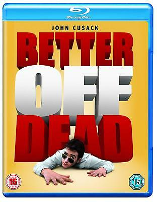 Better Off Dead Blu-ray John Cusack Brand New and Sealed 5053083154677