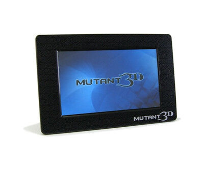 Mutant M-Cine 3D Digital Picture Photo Frame 3D Video No Glasses Needed