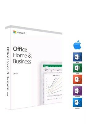 Microsoft Office 2019 Home and Business Retail Product Key For Mac