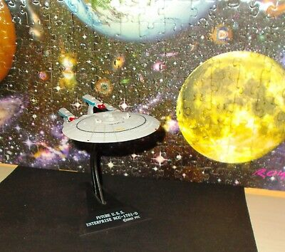 Star Trek TNG: USS Enterprise NCC1701-D (Future) Futura-Modell