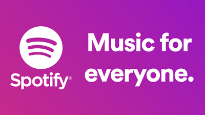 official Spotify PREMIUM subscription 1 Year (12 Months) - works *Worldwide*