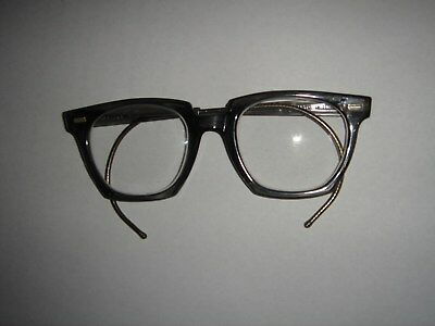 Vintage Wilson Safety Glasses - Industrial Steampunk
