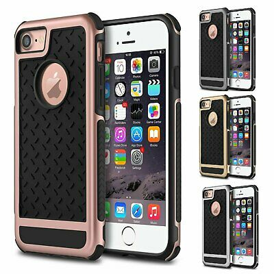 For iPhone 6 6s 7 Plus 8 / 8 Plus Case Cover Protective Hybrid Rugged Shockproof