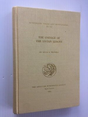 Troxell: The Coinage of the Lycian League