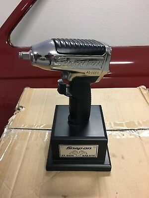 Snap On Tools Super Duty Impact Air Wrench 3/8 Drive MG325 Award Trophy