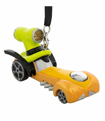"""Disney Racers  """" Goofy """"  Car Christmas Ornament New with Tags"""
