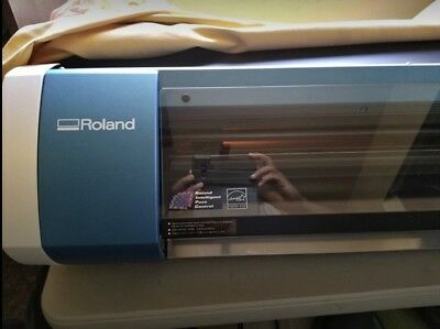 Roland BN-20 Printer Cutter In PERFECT condition.