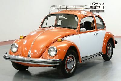 1974 Volkswagen Beetle Cruiser. Two Tone. Rack. Fun! Call 1-877-422-2940! Financing! World Wide Shipping. Consignment. Trades. Ford