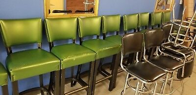 Emerald Green Custom Chairs