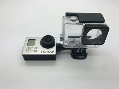GoPro HERO 3+ Silver Edition NEW never been used