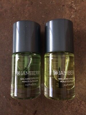 Jamberry Cuticle Oil Duo Kiwi And Pineapple