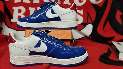 623779f52cd0 Nike Air Force 1 Sheed Low Size 9 Rasheed Wallace 2006 Jordan NIB DS  Authentic