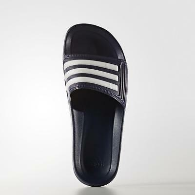 Adidas SLIDES JANDALS BLACK Made in Italy