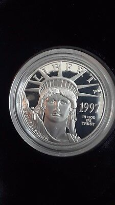 1997 $100 American Eagle Proof Platinum Coin