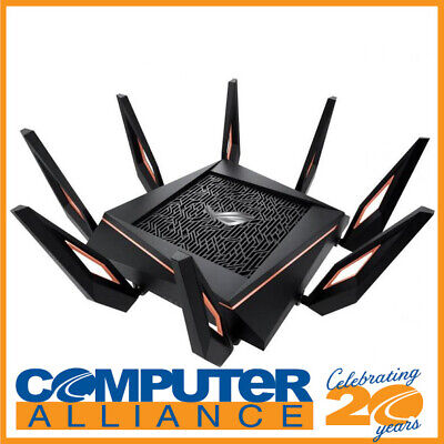 ASUS ROG GT-AX11000 Rapture Wireless-AX Tri-Band Gaming Router