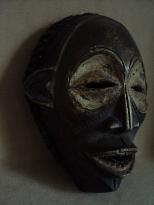 SALE - WAS $229 CHOKWE MASK Headdress African Carving LARGE!!