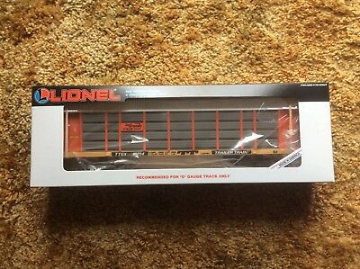 Lionel D&RG Two Tier Auto Carrier Mint in Box. 6-16214