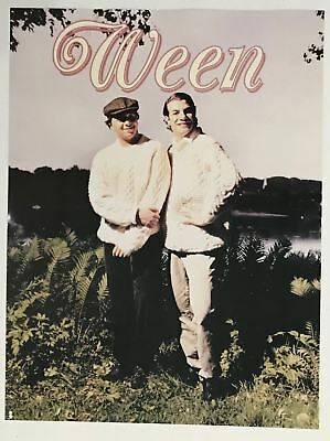 Ween Self Titled Poster