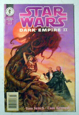 Star Wars Dark Empire II #3 Modern Age Dark Horse Comic Book 1995 NM