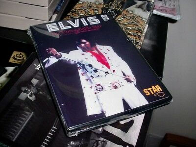 Elvis Presley: As Recorded at Madison Square Garden DVD The Unreachable STAR NEW