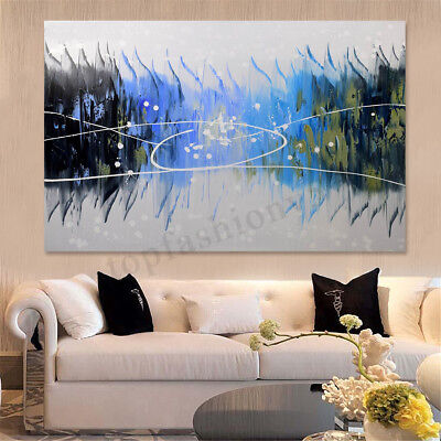 Abstract Large Art Oil Painting Hand Painted Canvas Print Wall Home Decor