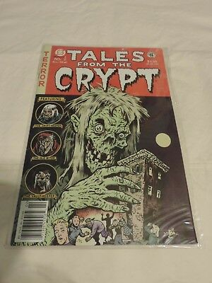 Tales From the Crypt #2 Papercutz Comics Kyle Baker 1st print EC CRYPT KEEPER