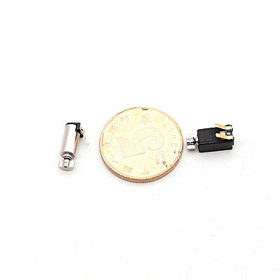 1PC DC1.5-3V 4*8mm Coreless Vibration Motor Mini Hollow Cup Motor For Cell Phone