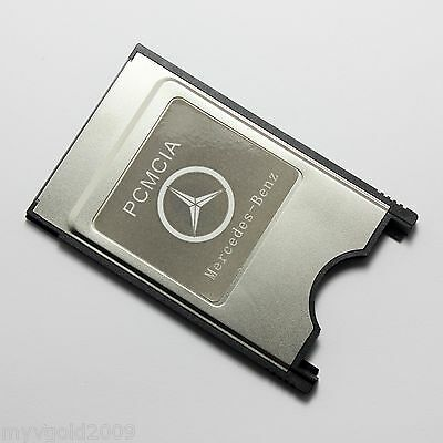 For Mercedes Benz PCMCIA Command System, CompactFlash CF Card to PC Adapter