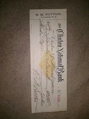 1 vintage check very old Collectibles and antiques and stamps