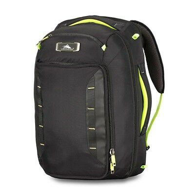 High Sierra 67939 AT8 Convertable Carry On Duffel / Backpack