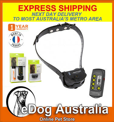 Canicom Numaxes Electric Dog Training Collar Spray Sound Vibration with Remote