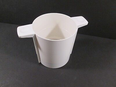 Presto Tater Twister 02930 Replacement Part Blade Holder Pusher White
