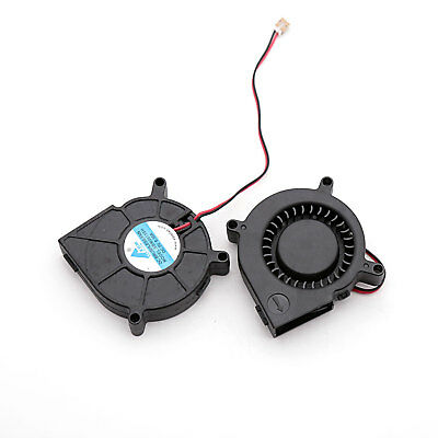 1PCS DC5-6V 3790-4220RPM Brushless Fan Centrifugal Blower Cooling Fan 60*60*15mm