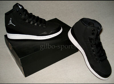 sale retailer 21ec1 a9462 NIKE AIR JORDAN Executive Black White Gr 42 schwarz 820240 011 Retro