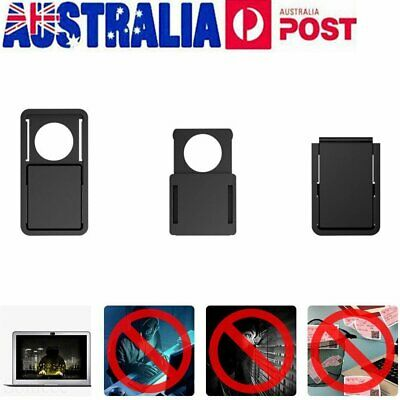 3pcs Webcam Slider Camera Cover Protect Privacy for Cell Phone Tablet Laptop MN
