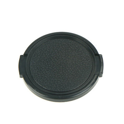 55mm Plastic Snap On Front Lens Cap Cover For SLR DSLR Camera DV Leica Sony