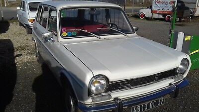 Simca 1100 Break Gls
