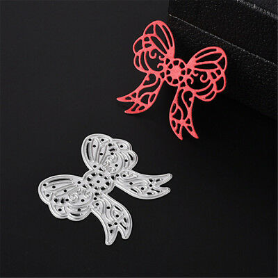Butterfly Knot Metal Cutting Dies For Scrapbooking DIY Album Paper Cards Decor