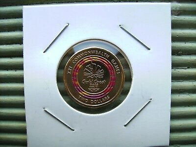 2018 $2 Two Dollar Coin. Commonwealth Games. New. Mint. Uncirculated. 1st Coin.