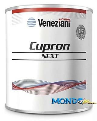 ANTIVEGETATIVA CUPRON NEXT NERO 750ml A MATRICE DURA VENEZIANI
