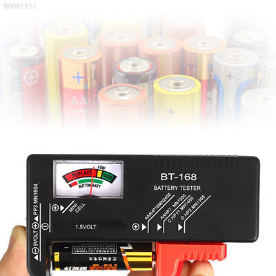 1DDB Universal Battery Tester Household Tools Pointer Instrument Gadget Meter