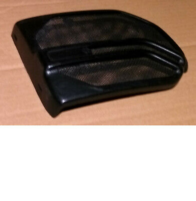 VW Corrado Driver Side Front Speaker door pod & grill satin black stowage