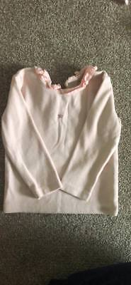 Baby Girl Next 6-9 Months Long Sleeve Top Baby Clothes