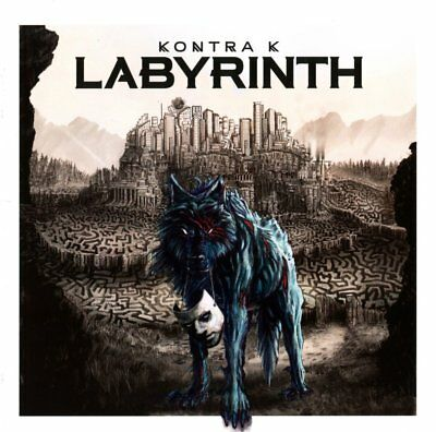 Kontra K - Labyrinth      - CD NEU