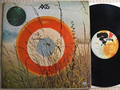 AXIS  s/t  ULTRA RARE ORIG. 1970 CAN 1st Riviera 95010  Heavy Psych Hammer !