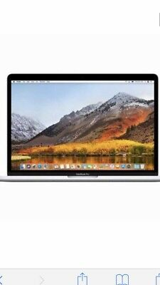 """Apple MacBook Pro 13"""" Laptop with Touchbar and Touch ID, 256GB - MPXV2X/A -..."""