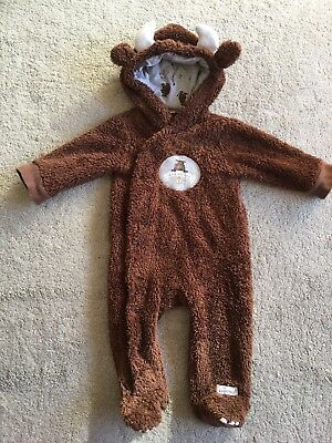 Gruffalo Baby One Piece Outdoor Outfit 6-9 Months