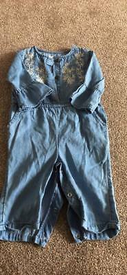 Baby Girl Next 3-6 Months Jump Suit Baby Clothes